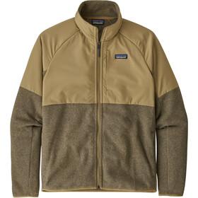 Patagonia Lightweight Better Sweater Shell Jas Heren, classic tan